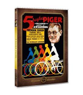 Fem Raske Piger - DVD - Levering: 15/04/2019