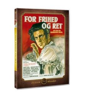 For Frihed Og Ret - DVD -Levering: 24/05/2019