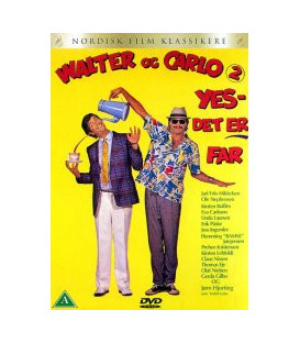 Walter Og Carlo - Yes Det Er Far - DVD