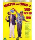 Walter Og Carlo - Yes Det Er Far - DVD