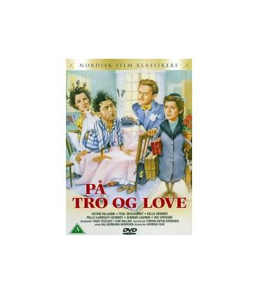 På Tro Og Love - DVD