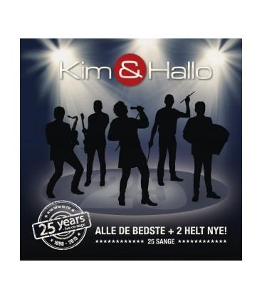 Kim & Hallo 25 år med Kim & Hallo