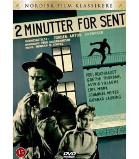 2 Minutter For Sent - dvd
