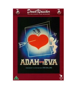 Adam Og Eva - Erik Balling - DVD