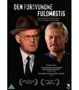 Den Forsvundne Fuldmægtig - DVD - NY
