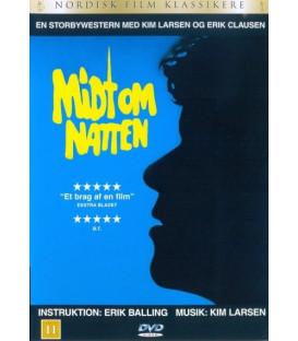 Midt Om Natten - DVD - NY