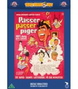 Passer Passer Piger - DVD - NY