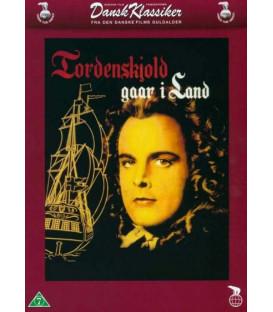 Tordenskjold gaar i Land - DVD