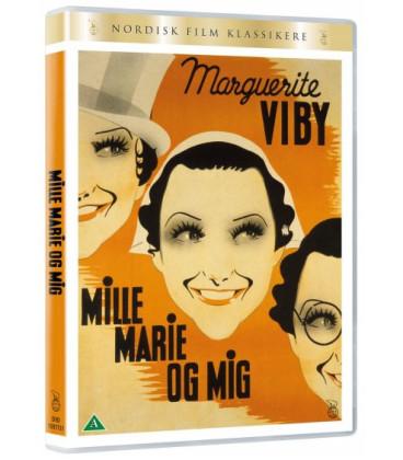 Mille, Marie og mig - DVD