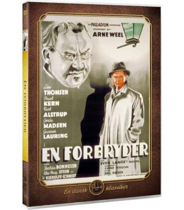 En Forbryder - DVD
