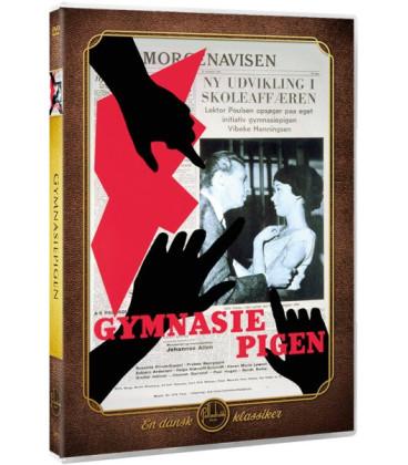 Gymnasiepigen - DVD