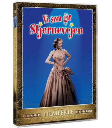 Vi Som Går Stjernevejen - DVD