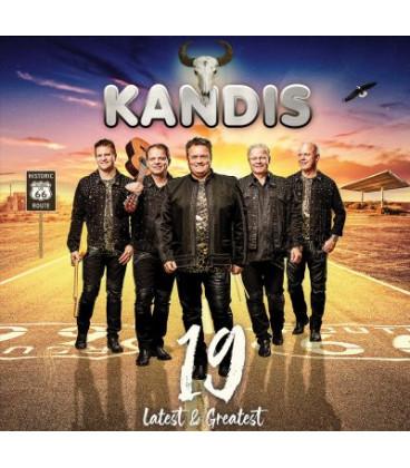 Kandis 19 - Latest & Greatest - Cd