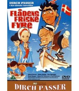 Flådens friske fyre - DVD - BRUGT