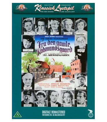 Fra den gamle Købmandsgaard - DVD - BRUGT