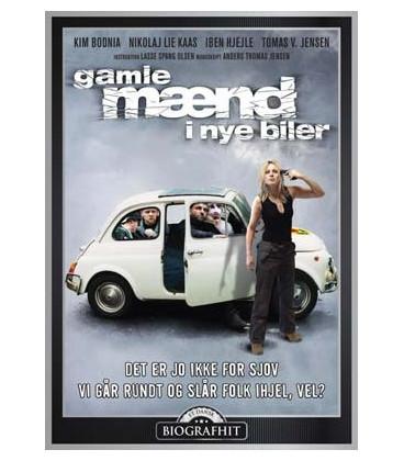Gamle mænd i nye biler - DVD - BRUGT