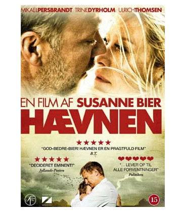 Hævnen - DVD - BRUGT