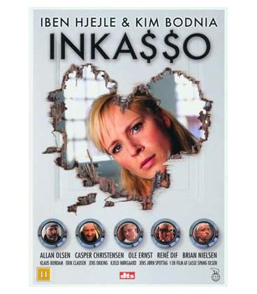 Inkasso - DVD - BRUGT