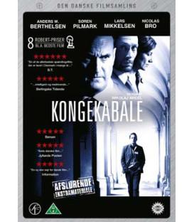 Kongekabale - DVD - BRUGT