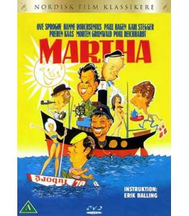 Martha - DVD - BRUGT