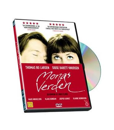 Monas Verden - DVD - BRUGT