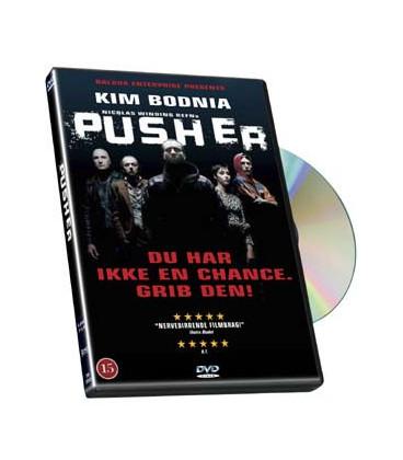 Pusher - DVD - BRUGT