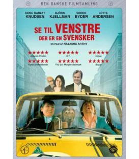 Se til venstre, der er en svensker - DVD - BRUGT