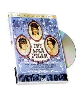 Tre små piger - DVD - BRUGT