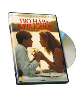 Tro, Håb og Kærlighed - DVD - BRUGT