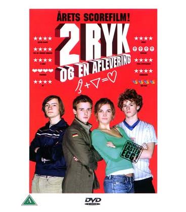 2 ryk og en aflevering - DVD - BRUGT