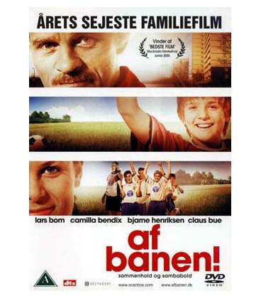 Af banen! - DVD - BRUGT