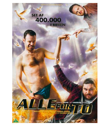 Alle for To - DVD - BRUGT