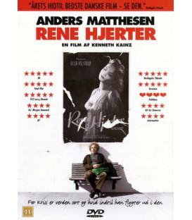 Anders Matthesen - Rene Hjerter - DVD - BRUGT