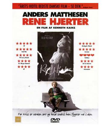 Anders Matthesen Rene Hjerter - DVD - BRUGT