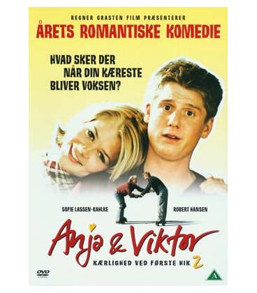 Anja & Viktor - Kærlighed ved første hik 2 - DVD - BRUGT