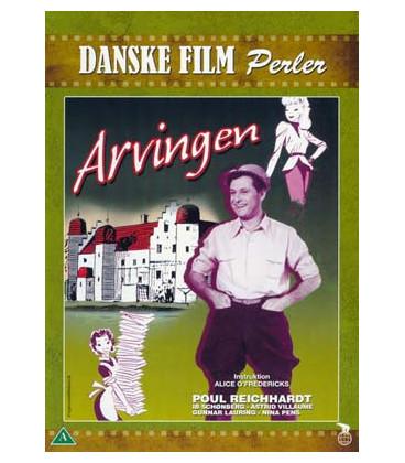 Arvingen - DVD - BRUGT