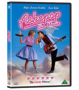 Askepop - The Movie - DVD - BRUGT