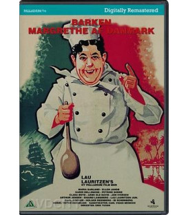 Barken Margrethe af Danmark - DVD - BRUGT