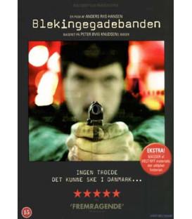 Blekingegadebanden (Dokumentar) - DVD - BRUGT