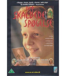 Det skaldede spøgelse - DVD - BRUGT